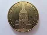 Médaille MDP Paris. Dôme des invalides 2012