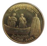 Médaille MDP Les Saintes Maries de la Mer 2007