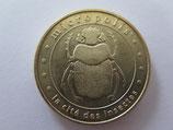 Médaille MDP Saint Léons. La cité des insectes. Le scarabée 2009