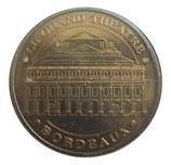 Médaille MDP Bordeaux Le grand théâtre 2007