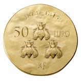 50 euros Napoléon Ier 2014 en or 1/4 oz