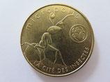 Médaille MDP Saint Leons. Micropolis. La cité des insectes. La fourmi 2012