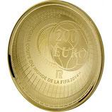 200 euros coupe du monde de la FIFA Brésil 2014 en or 1 oz