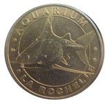 Médaille MDP La Rochelle Aquarium Requin gris 2007