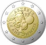 2 euros Astérix BE 2019 premiers certificats