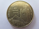 Médaille MDP Orchies. ARPAC. Grand carillon de Douai. 62 cloches 2010