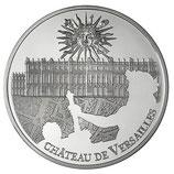 10 euros argent Versailles 2011