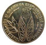 Médaille MDP Marseille Toustems Per si grand - Fa Resplendigue Marsiho 2007