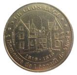 Médaille MDP Amboise Le Clos Lucé Demeure de Leonard de Vinci 2006