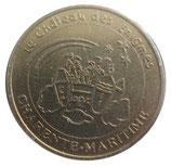 Médaille MDP Charente Maritime Le château des énigmes 2003