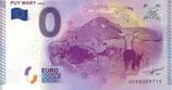 Billet touristique 0€ Puy Mary 2015