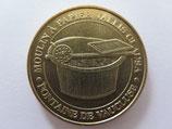 Médaille MDP  Fontaine de Vaucluse. Moulin à papier Vallis Clausa. La cuve à papier 2010
