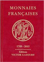 Monnaies françaises depuis 1789 Gadoury