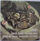 Brillant universel Belgique Adieu au franc 2002