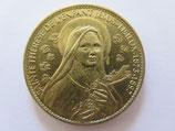 Médaille Arthus Bertrand Lisieux Sainte Thérèse de l'enfant Jésus 1873.1897. 2008