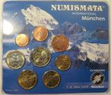 Miniset Slovaquie numismata 2009