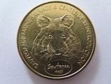 Médaille MDP Hunawihr. Centre de réintroduction. Le grand hamster. Soutenez moi 2011