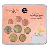 Mini-set BU euro - Naissance fille - 2019