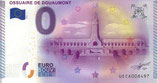Billet touristique 0€ Ossuaire de Douaumont 2015