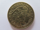 Médaille MDP  Marne la Vallée. Disneyland Paris. Frontierland. Mickey cow boy 2009