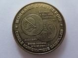 Médaille MDP  Dainville (Cercle numismatique. Monnaies d'autrefois) 2008