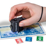 Microscope de poche x 15