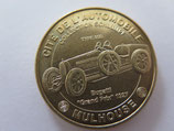 Médaille MDP Mulhouse. Cité de l'automobile. Bugatti Type 35 B 2010