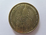 Médaille MDP Orchies. ARPAC. Douai. Le beffroi. XIV° XV° siècle 2009