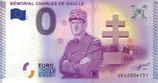 Billet touristique 0€ Mémorial Charles de Gaulle 2015
