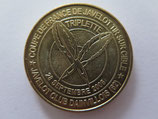 Médaille MDP Dainville (Coupe de France de Javelot) 2008