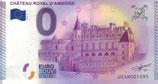 Billet touristique 0€ Château royal d'Amboise 2015