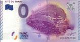 Billet touristique 0€ Cité du train 2015