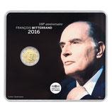 2 euros BU Mitterrand 2016