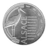 Médaille Alsace argentée 2019
