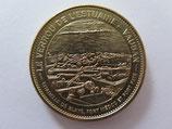 Médaille MDP Citadelle de Blaye. Le verrou de l'Estuaire Vauban 2013
