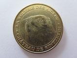 Médaille MDP  Kintzheim. La volerie des aigles. Le hibou 2011