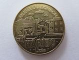 Médaille MDP Uzes. Musée du bonbon Haribo. L'entrée et la boutique 2010