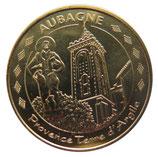 Médaille Aubagne Provence Terre d'argile 2011