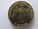 Médaille MDP  Paris. Salon de l'agriculture. Concours général agricole des animaux 2008