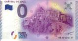 Billet touristique 0€ Château de Joux 2015