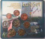 Brillant universel Luxembourg Euroset 2002