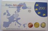 Coffret belle épreuve  Allemagne Atelier D 2005