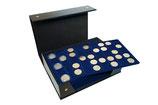 Coffret TABLO pour 350 médailles touristiques (vide)