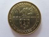 Médaille MDP  Houilles. S.I.T. 2010. 15e anniversaire du SIT 2010