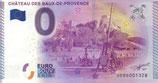 Billet touristique 0€ Château des Baux de Provence 2015