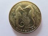 Médaille MDP Cherbourg. La cité de la mer. Les hippocampes 2012