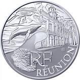 10 euros argent La Réunion 2011