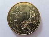 Médaille MDP Aumetz Neufchef. Ecomusée des mines de fer de Lorraine 2013