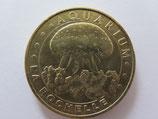 Médaille MDP La Rochelle. Aquarium de la Rochelle. La méduse 2009