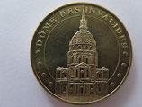 Médaille MDP Paris. Dome des Invalides 2008